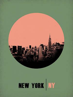 New York Circle Poster 1 Poster
