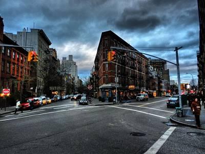 New York City - Greenwich Village 012 Poster by Lance Vaughn
