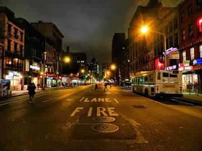 New York City - Greenwich Village 017 Poster