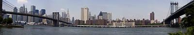 New York City Panoramic Poster