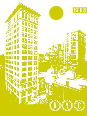 New York City Poster Poster