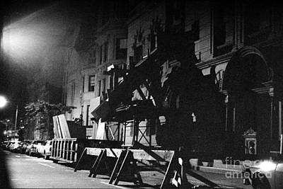 Poster featuring the photograph New York City Street by Steven Macanka