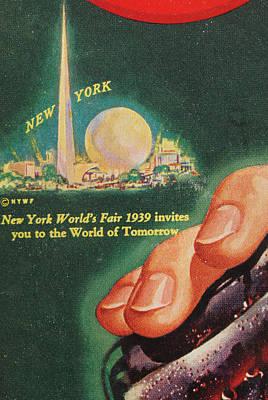 New York Coca Cola Poster
