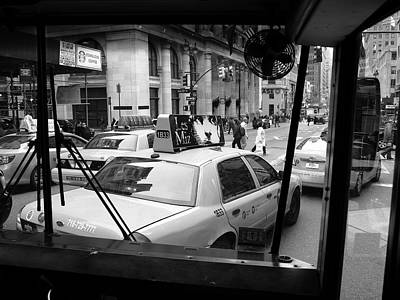 New York Street Photography 14 Poster