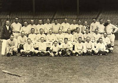 New York Yankees 1926 Poster
