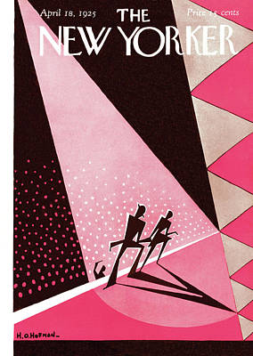 New Yorker April 18th, 1925 Poster