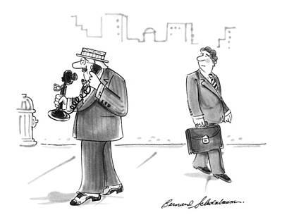 New Yorker April 19th, 1993 Poster by Bernard Schoenbaum