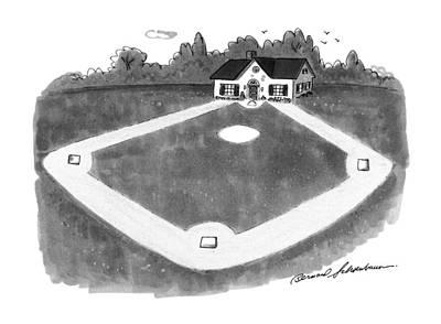 New Yorker August 12th, 1991 Poster by Bernard Schoenbaum