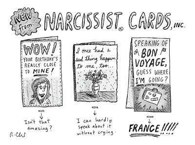 New Yorker December 30th, 1985 Poster by Roz Chast