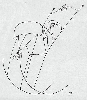 New Yorker February 1st, 1958 Poster