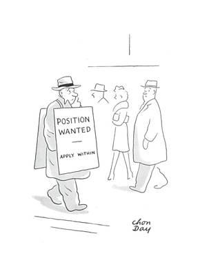 New Yorker February 21st, 1942 Poster