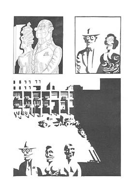New Yorker February 24th, 1973 Poster