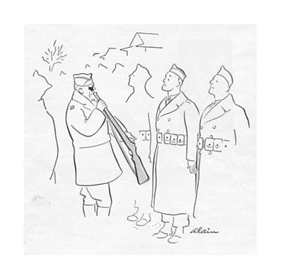 New Yorker January 29th, 1944 Poster