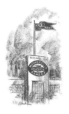 New Yorker January 9th, 1943 Poster