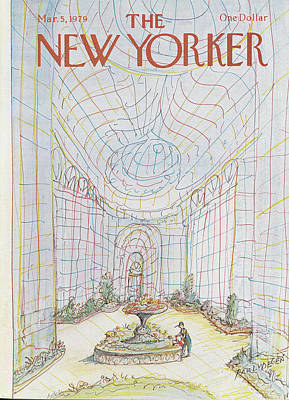 New Yorker March 5th, 1979 Poster