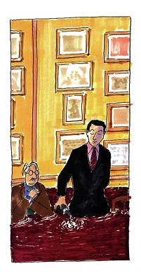 New Yorker May 16th, 1994 Poster by Michael Crawford