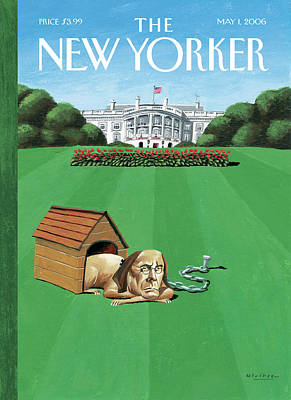 New Yorker May 1st, 2006 Poster by Mark Ulriksen