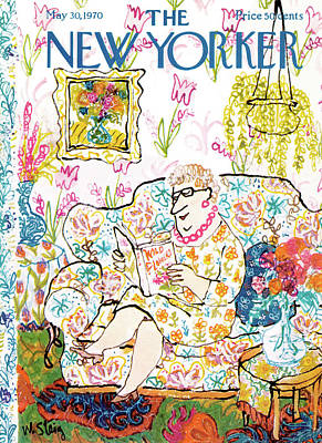 New Yorker May 30th, 1970 Poster