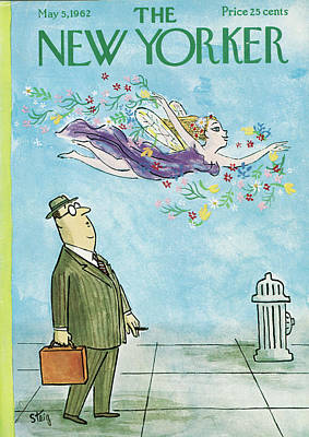 New Yorker May 5th, 1962 Poster