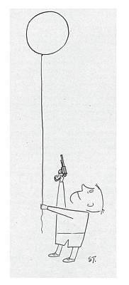 New Yorker November 17th, 1951 Poster