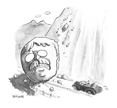 New Yorker November 25th, 1950 Poster