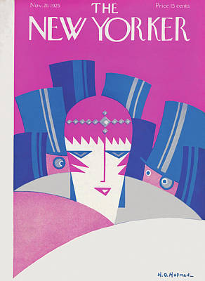 New Yorker November 28th, 1925 Poster by H.O. Hofman