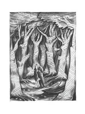 New Yorker November 2nd, 1940 Poster
