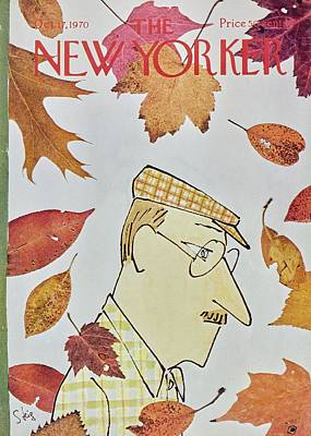 New Yorker October 17th 1970 Poster