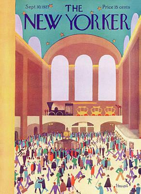 New Yorker September 10th, 1927 Poster