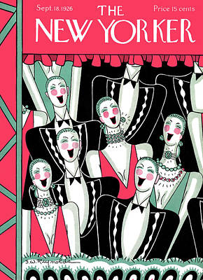 New Yorker September 18th, 1926 Poster by S.W. Reynolds