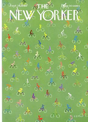New Yorker September 20th, 1969 Poster by Charles E. Martin