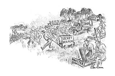 New Yorker September 21st, 1940 Poster