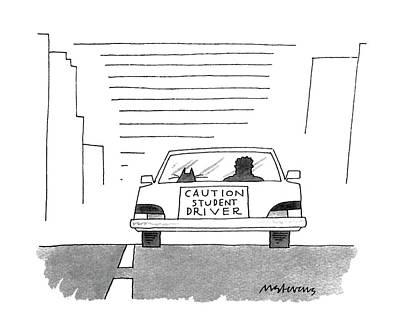 New Yorker September 28th, 1992 Poster by Mick Stevens