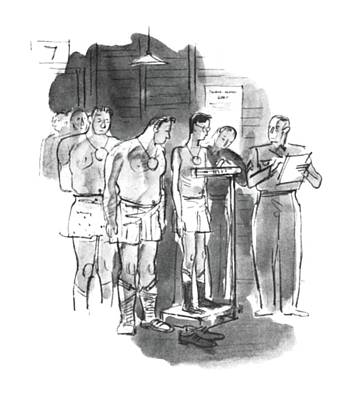 New Yorker September 5th, 1942 Poster