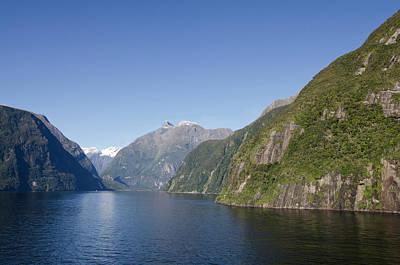 New Zealand, South Island, Fiordland Poster