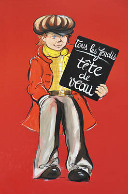Newsboy Poster