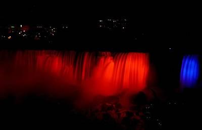 Niagara Falls Poster