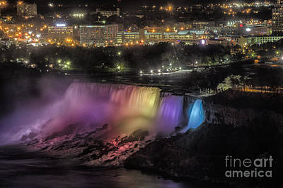 Niagara Falls Poster by JRP Photography
