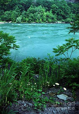 Niagara River Gorge  Poster