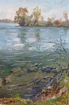 Niagara River Spring 2013 Poster