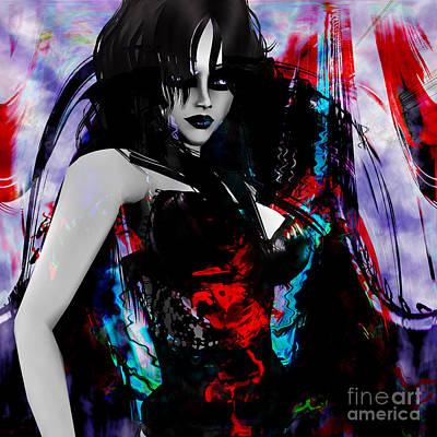 Night Poster by Ashantaey Sunny-Fay