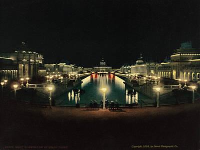 Night In Nebraska Poster