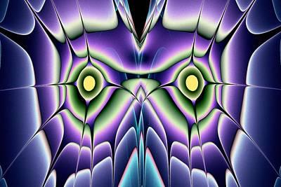 Night Owl Poster by Anastasiya Malakhova
