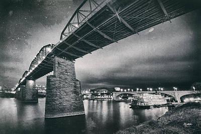 Night Under The Bridge Poster