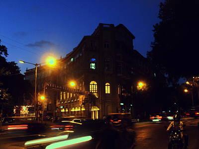 Night View Poster by Salman Ravish