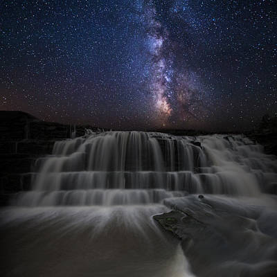 Nightfall Poster by Aaron J Groen