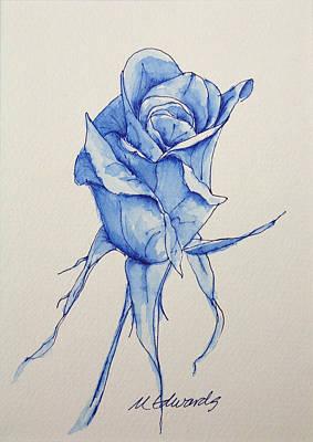 Niki's Rose Poster