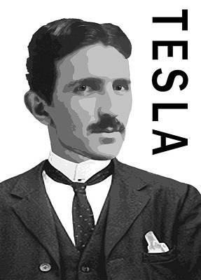 Nikola Tesla 2 Poster