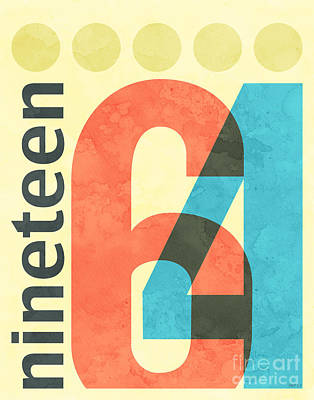 Nineteen 64 Poster