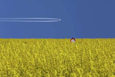 No Landing Zone Poster